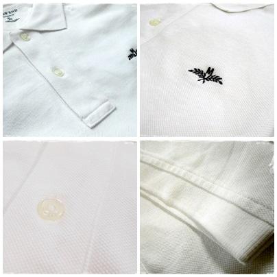 20130615ランズエンドポロシャツ