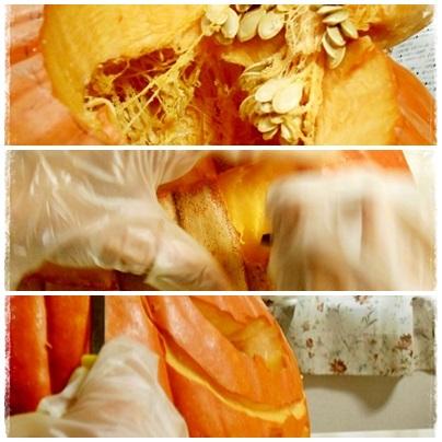 20131020かぼちゃほるページ