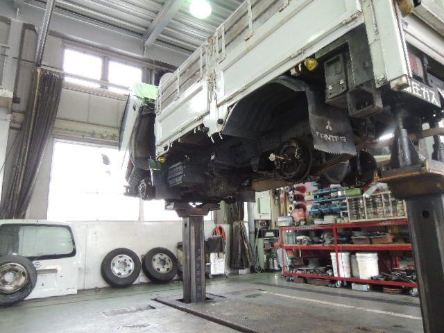 三菱キャンター トラック