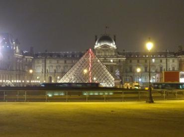 パリ1日目