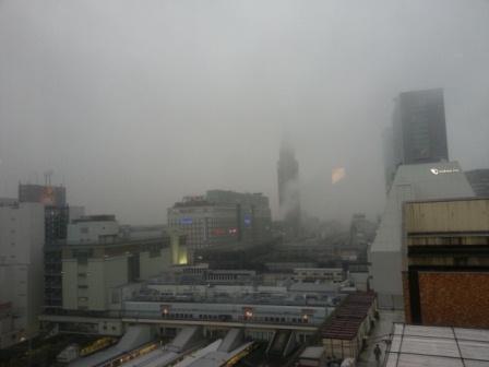 霧のシンジュク