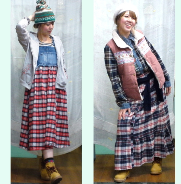 秋ファッションショー②