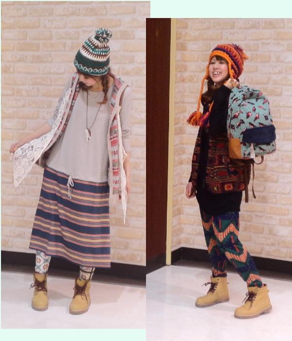 10月ファッションショ-②