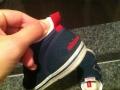 靴14.5㎝裏