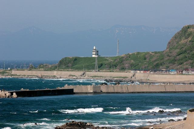 15稲穂岬灯台