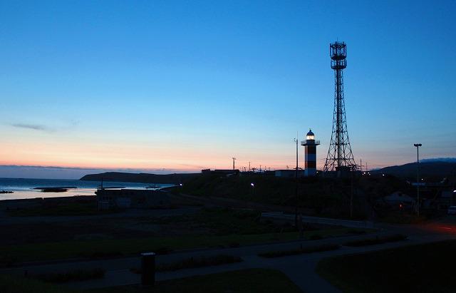 21青苗岬灯台