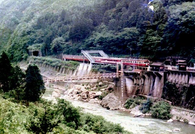 026保津峡駅1971-5-17