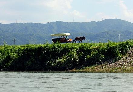 055亀岡・観光馬車