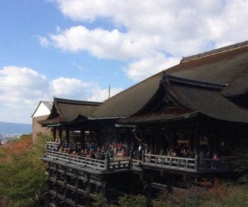 141028 康平高3遠足京都5