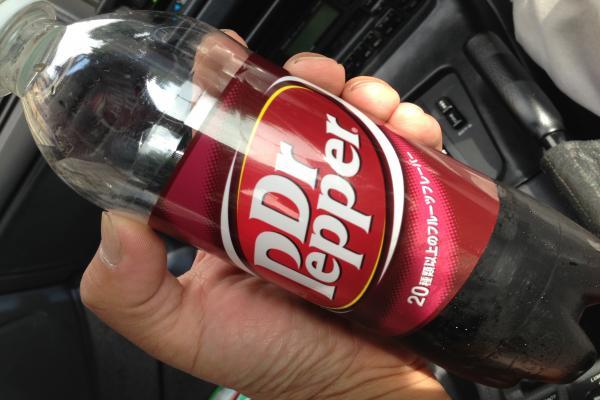 ドクターペッパー コカコーラ