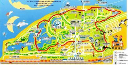 葛西map