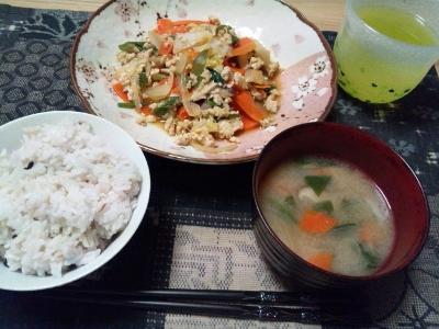 10月24日夕食 (400x300)