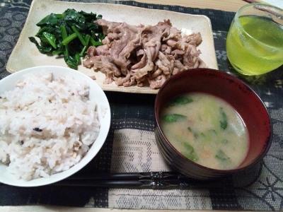 10月25日夕食 (400x300)