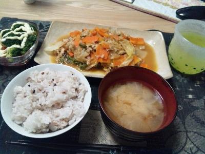 10月26日夕食 (400x300)