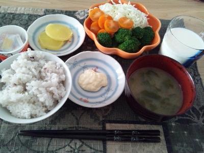 11月21日朝食 (400x300)