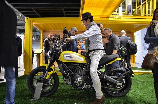 STK 1759 - EICMA2014 ミラノのモーターサイクルショー