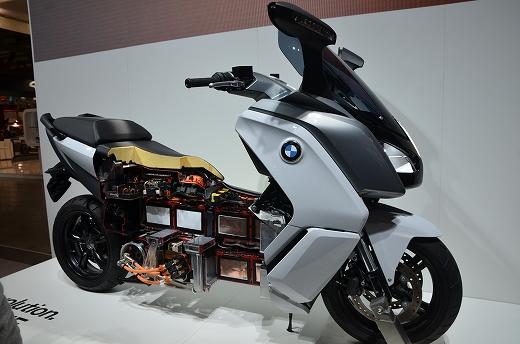 STK 1791 - EICMA2014 ミラノのモーターサイクルショー