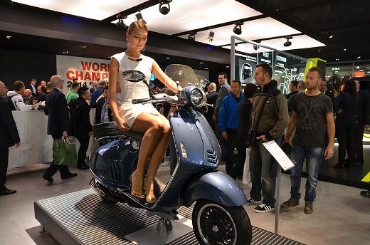 STK 1823 - EICMA2014 ミラノのモーターサイクルショー