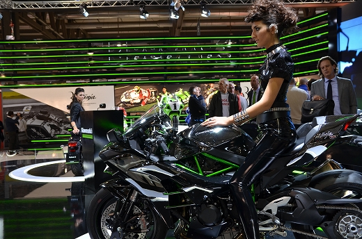 STK 1840 - EICMA2014 ミラノのモーターサイクルショー