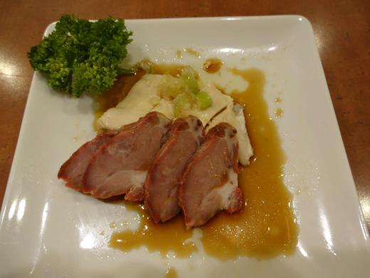 ハム&鶏肉