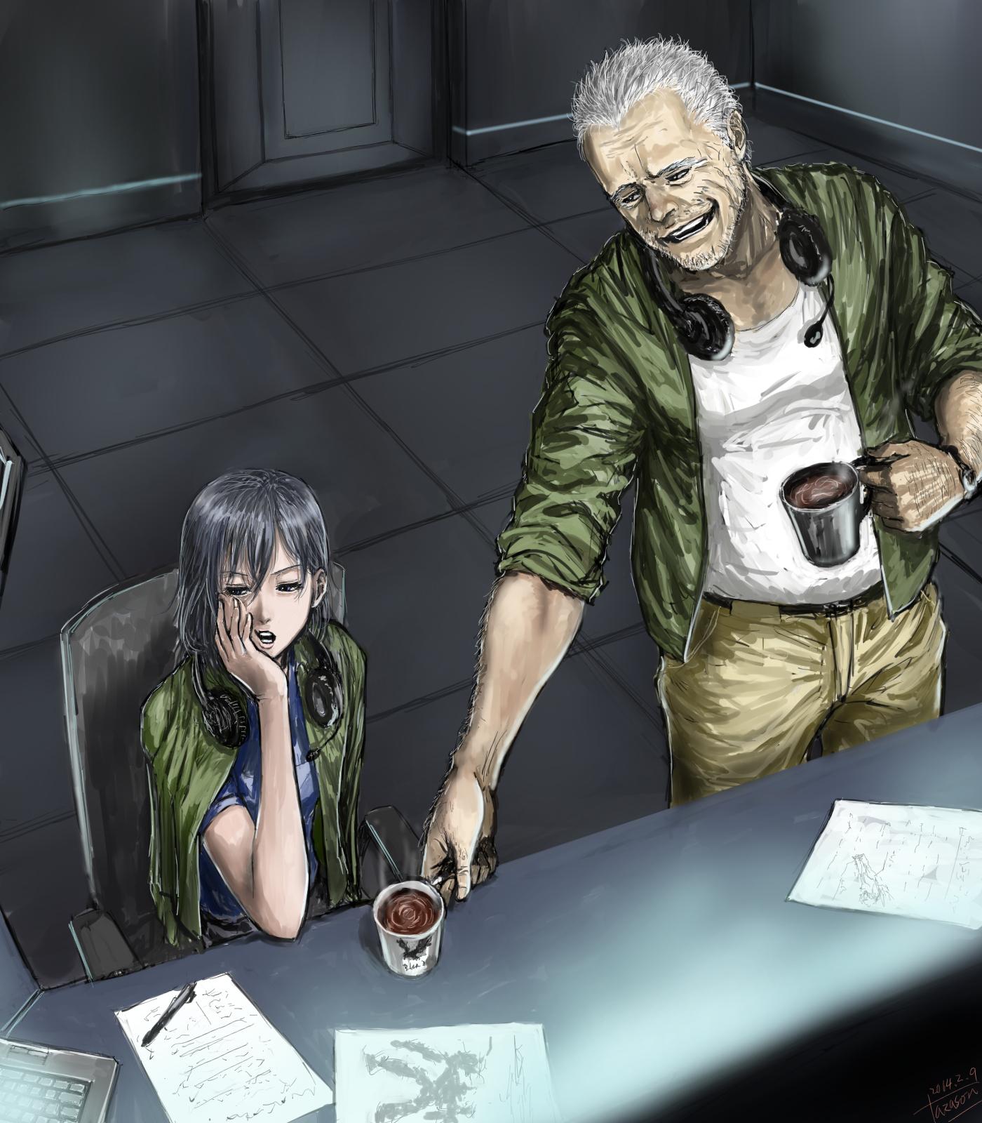 【ACVD】マギーとファットマン【イメージ】