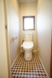 日進市香久山 賃貸マンション おしゃれなトイレ