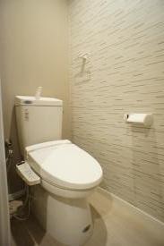 日進市香久山 賃貸マンション トイレ