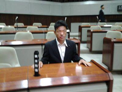 和歌山県議会議員 谷口和樹の京都視察