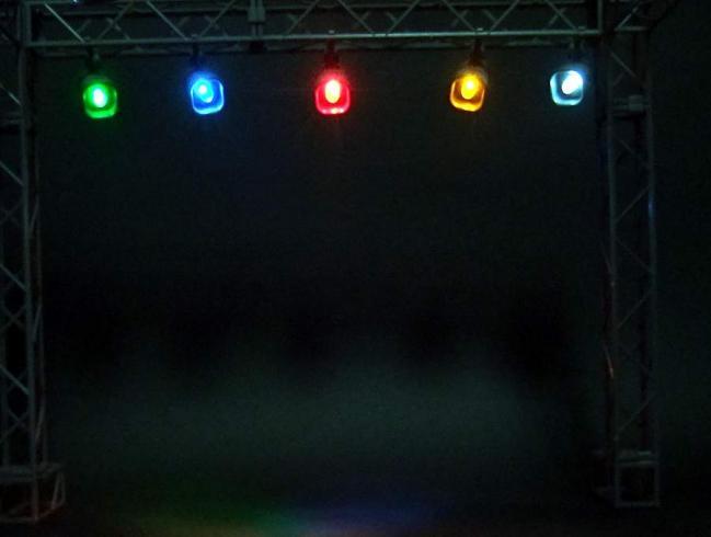 LEDライト10
