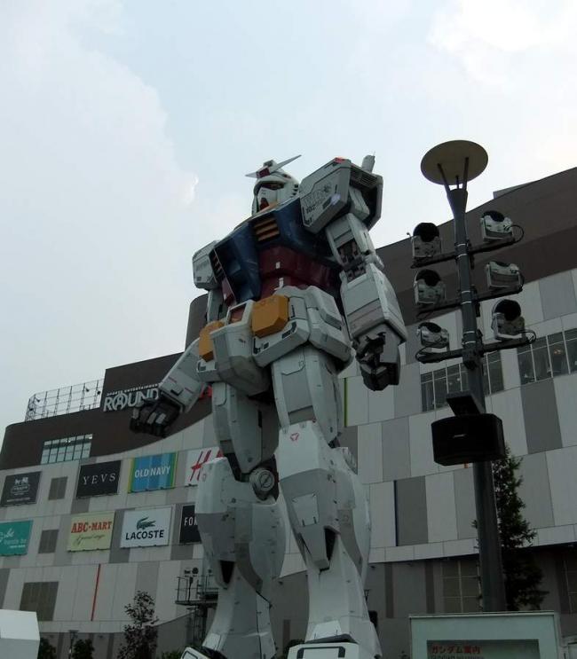 ガンダムフロント東京5