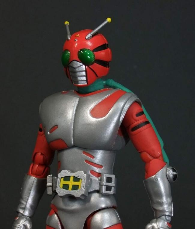 仮面ライダーZX5