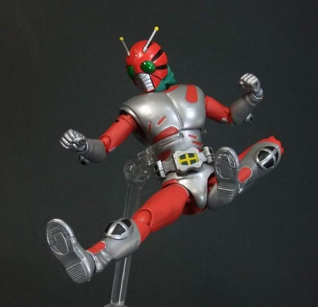 仮面ライダーZX6
