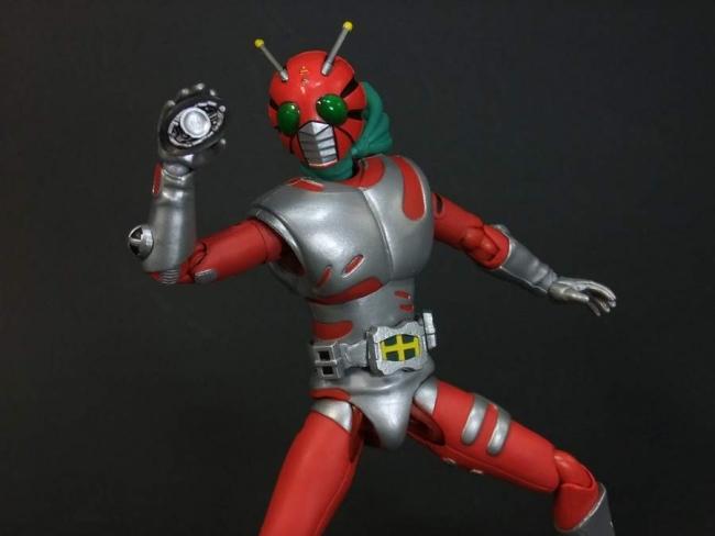 仮面ライダーZX7