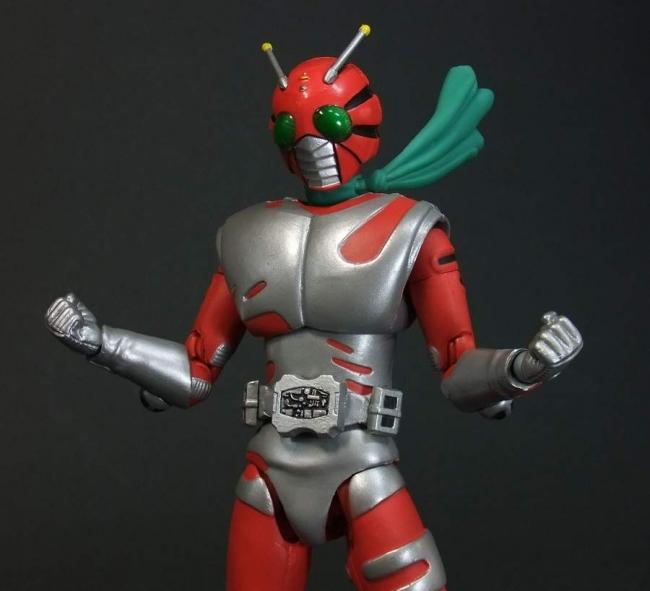 仮面ライダーZX8