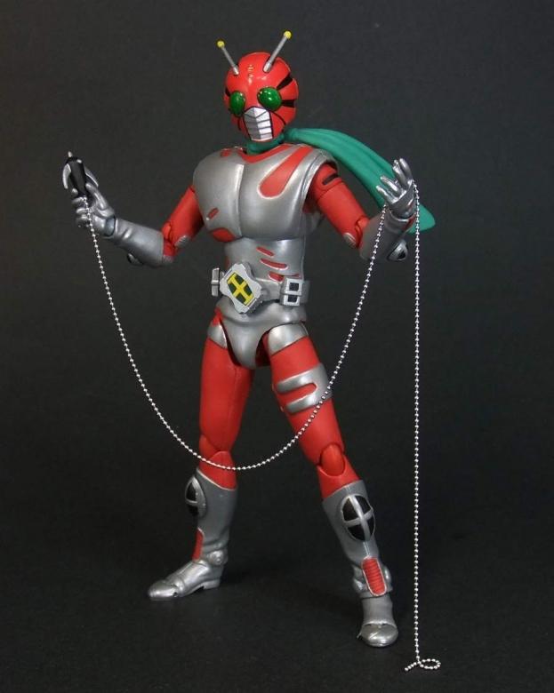 仮面ライダーZX9