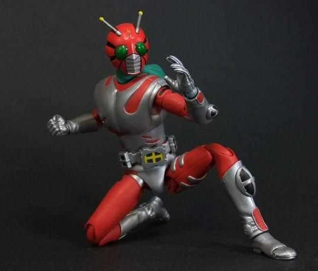 仮面ライダーZX12
