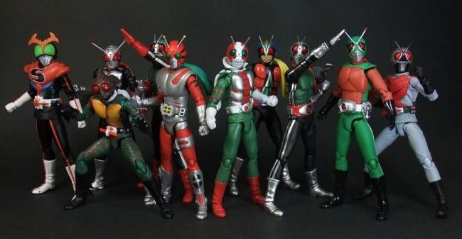 仮面ライダーZX13