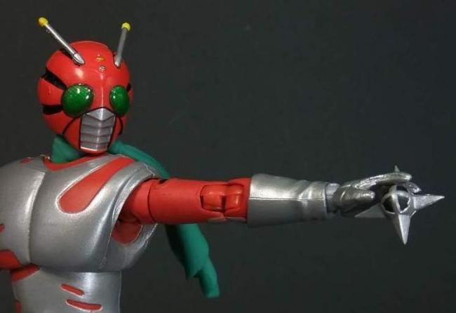 仮面ライダーZX1