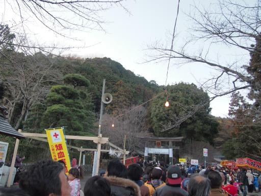 20140102・高麗神社空06(高麗神社)
