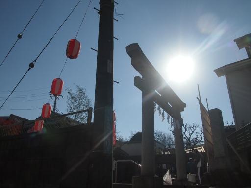 20140101・地元初詣ネオン19