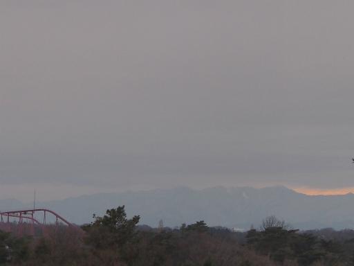 20140211・雪散歩空04(西武園と雪の丹沢)