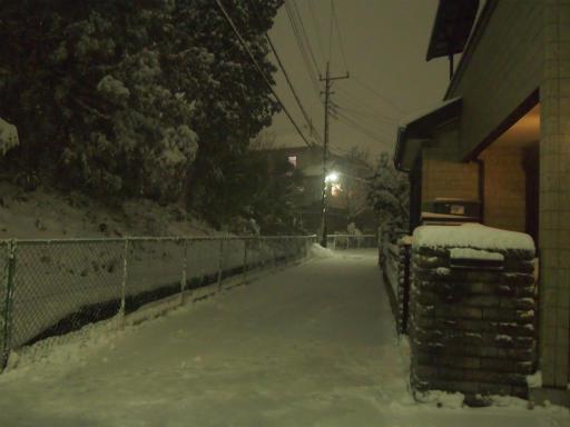 20140214・大雪06(18:08)