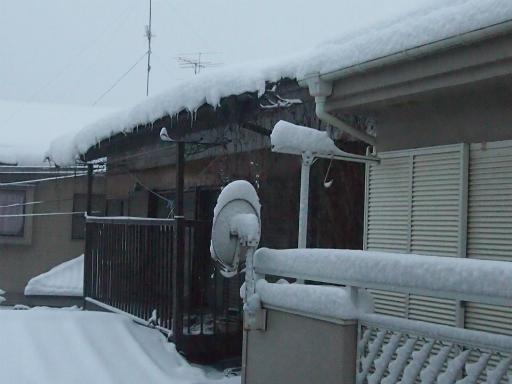 20140214・大雪01(17:33)