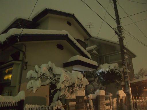 20140214・大雪14(20:59)