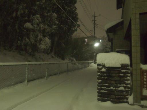 20140214・大雪20