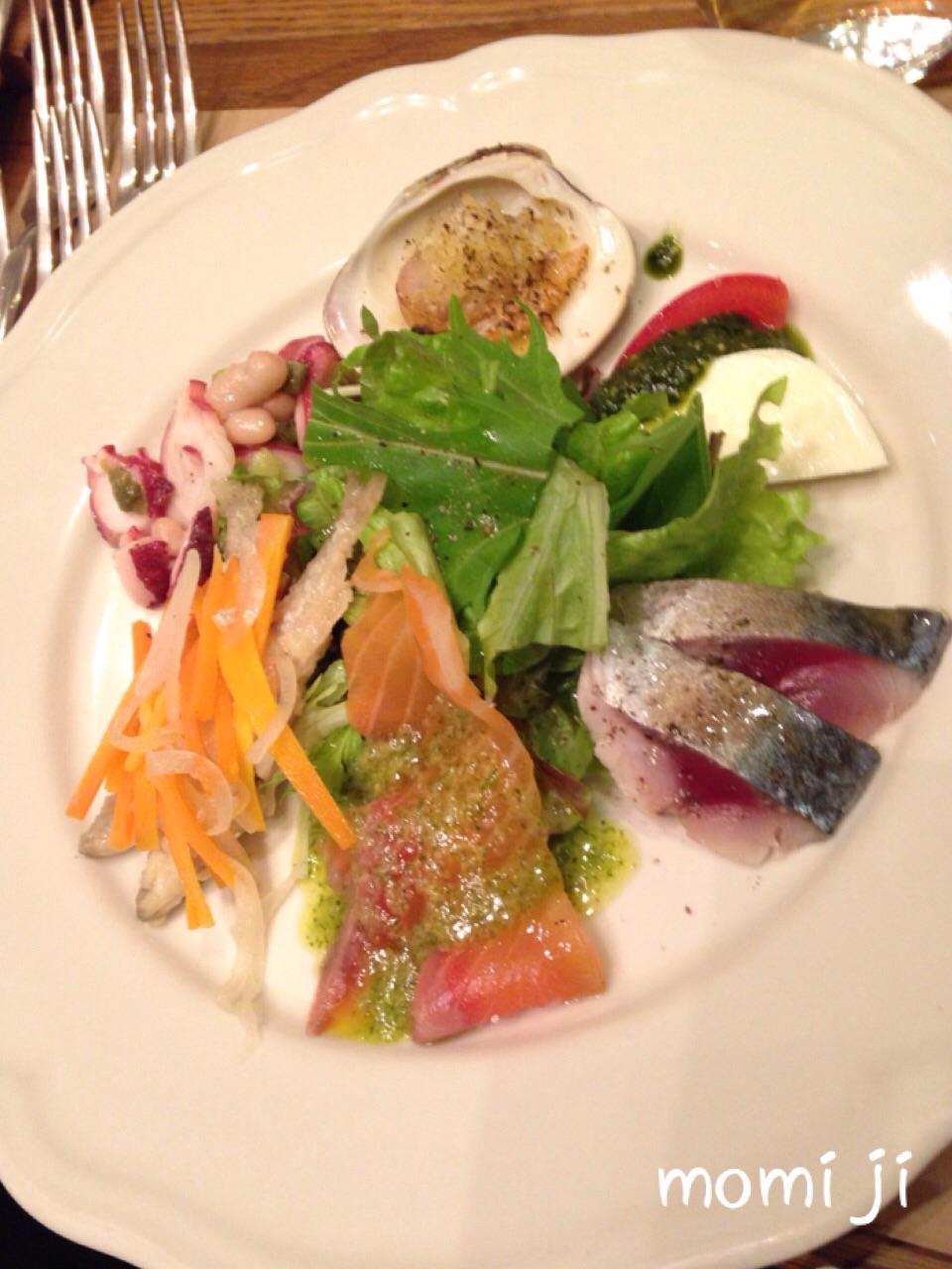 イタリアン 前菜