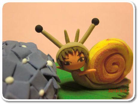 きもてる蝸牛2
