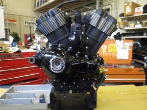 V-RODエンジン単体