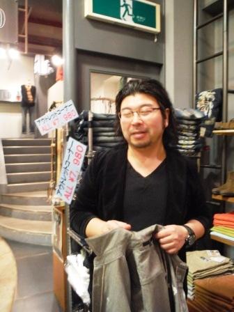 BLUE WILD 大須で買い物2
