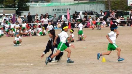 幼稚園運動会2013